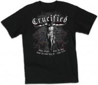 T-Shirt Crucified          SMALL