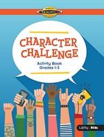 TeamKid Character Challenge Activity Book Grades 1-3
