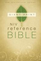 NIV Reference Bible, Giant Print (Paperback)