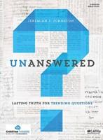 Unanswered Bible Study Book