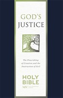 NIV God's Justice Bible (Paperback)