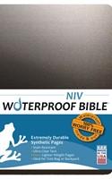 NIV Waterproof Bible, Black
