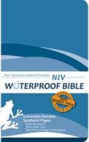 NIV Waterproof New Testament, Psalms & Proverbs Blue Wave