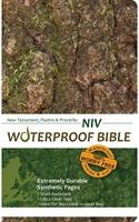 NIV Waterproof New Testament, Psalms & Proverbs Camo