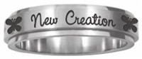 Spinner Ring New Creation Size 6
