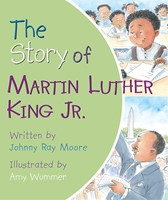 The Story Of Martin Luther King Jr (Board Book)