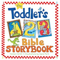 The Toddler's 1-2-3 Bible Storybook