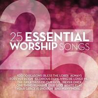 25 Essential Worship Songs 2CD