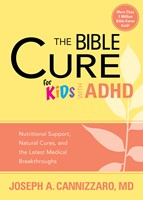 The Bible Cure For Kids With ADHD (Paperback)
