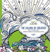 Colors Of Creation - Colouring Book