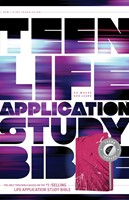 NLT Teen Life Application Study Bible; Indexed (Imitation Leather)