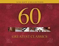 60 Greatest Classics 3CD (CD- Audio)