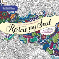 Restore My Soul Coloring Book