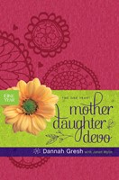 The One Year Mother-Daughter Devo (Imitation Leather)