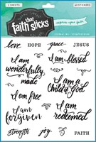 Who I Am In Christ (Stickers)