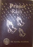 Prayer Rain (Bonded Leather)