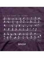 T-Shirt Birds Adult Medium