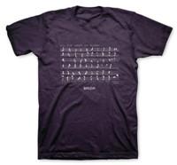 T-Shirt Birds Adult XL