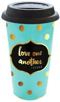 Grace & Truth Ceramic Mug - Love One Another