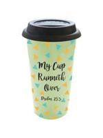 Grace & Truth Ceramic Mug - My Cup Runneth Over