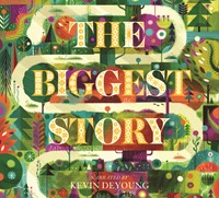 Biggest Story, The Audio CD