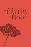 One-Minute Prayers For Moms (Leather Binding)