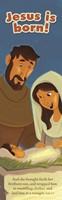 Bookmarks - Jesus Is Born Christmas Story