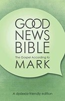 GNB Gospel of Mark, Dyslexia-friendly edition (Paperback)