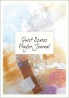 Quiet Spaces Prayer Journal (Spiral Bound)