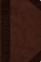 ESV Devotional Psalter (Trutone, Brown/Walnut, Portfolio Des
