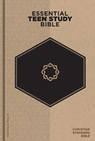 CSB Essential Teen Study Bible (Hardcover)