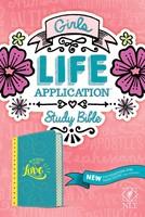 NLT: Girls Life Application Study Bible (Imitation Leather)