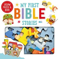 My First Bible Stories Jigsaw And Book Set