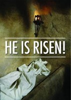 He Is Risen Tracts (Pack of 50) (Tracts)