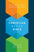The NLT Christian Basics Bible