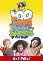 Kids Classics: 100 Singalong Songs For Kids DVD