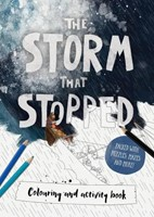 The Storm That Stopped Colouring Book