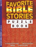 Favourite Bible Stories Puzzle Book