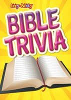 Itty Bitty: Bible Trivia Activity Book