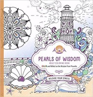 Pearls of Wisdom Adult Coloring Book