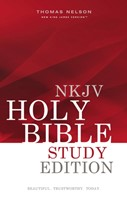 NKJV: Outreach Bible, Study Edition, Paperback