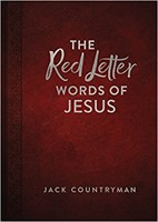 The Red Letter Word Of Jesus