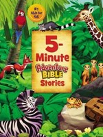 5-Minute Adventure Bible Stories