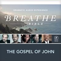 NLT Breathe Gospel of John 2CD