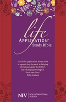 NIV Life Application Study Bible Soft-Tone (Anglicised)
