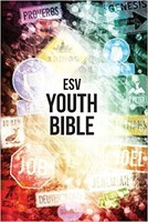 ESV Anglicised Youth Bible (Hard Cover)