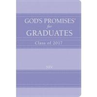 God's Promises For Graduates: Class Of 2017-Lavender