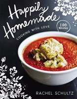Happily Homemade (Hard Cover)