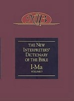 New Interpreter's Dictionary of the Bible Volume 3 - NIDB