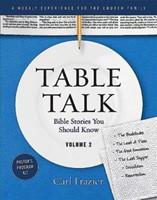 Table Talk Volume 2 - Pastor's Program Kit